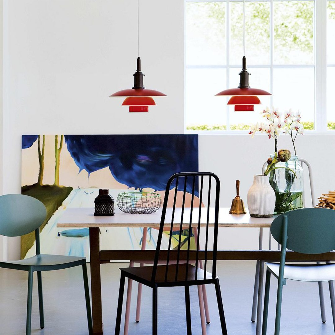 Lights To Hang Over Dining Table How To Choose The Right Ceiling Light Fixture Size At