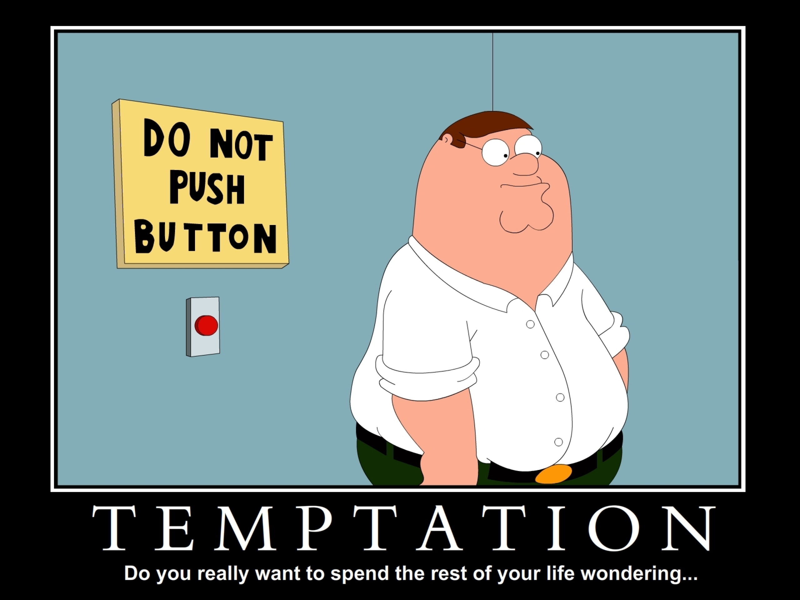 Motivational Sports Quotes Wallpaper Peter S Temptation Wallpaper Family Guy Faxo