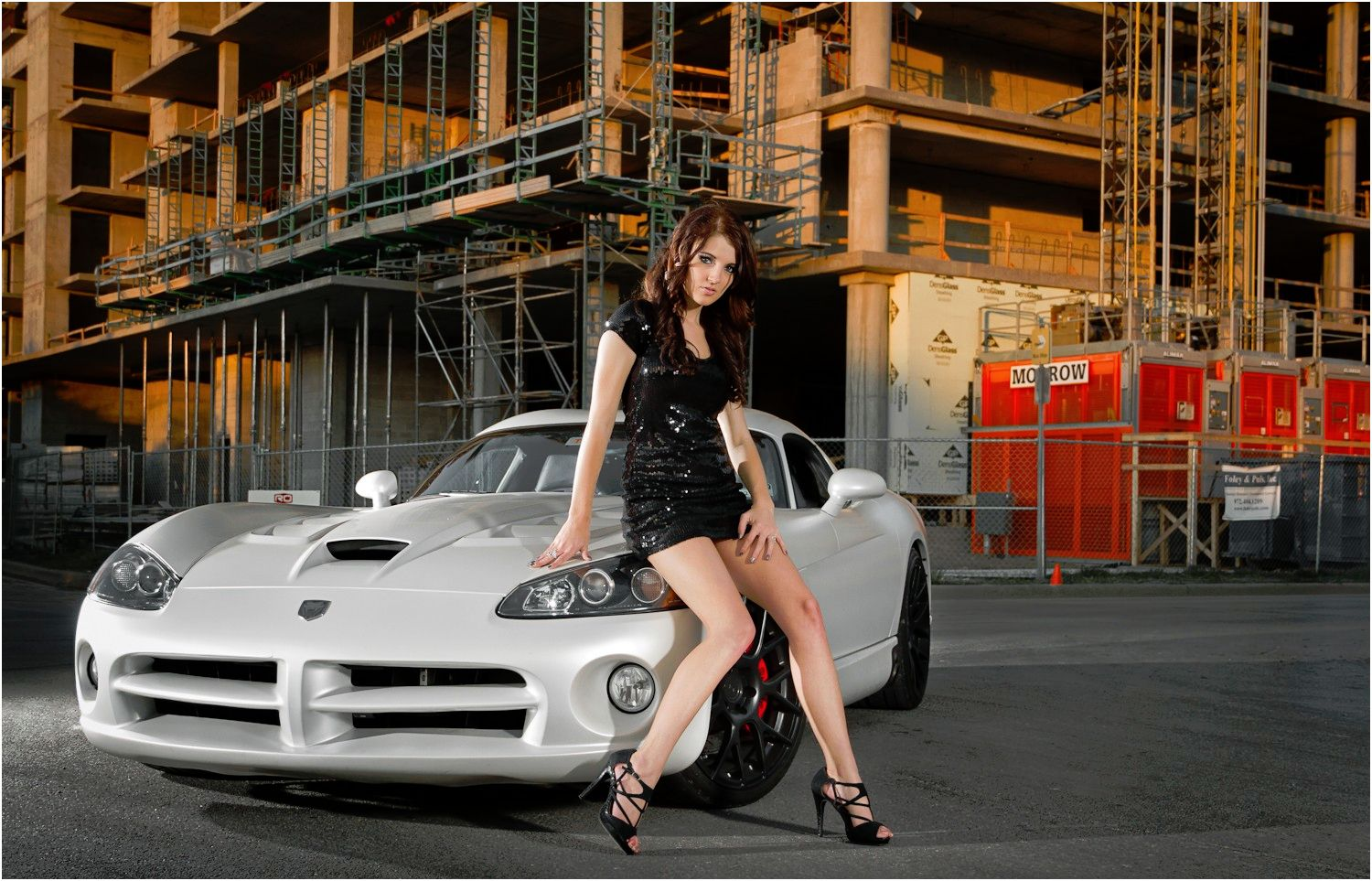 Viper Car Wallpaper 1500hp 2013 Dodge Viper By Construction Site And Sexy