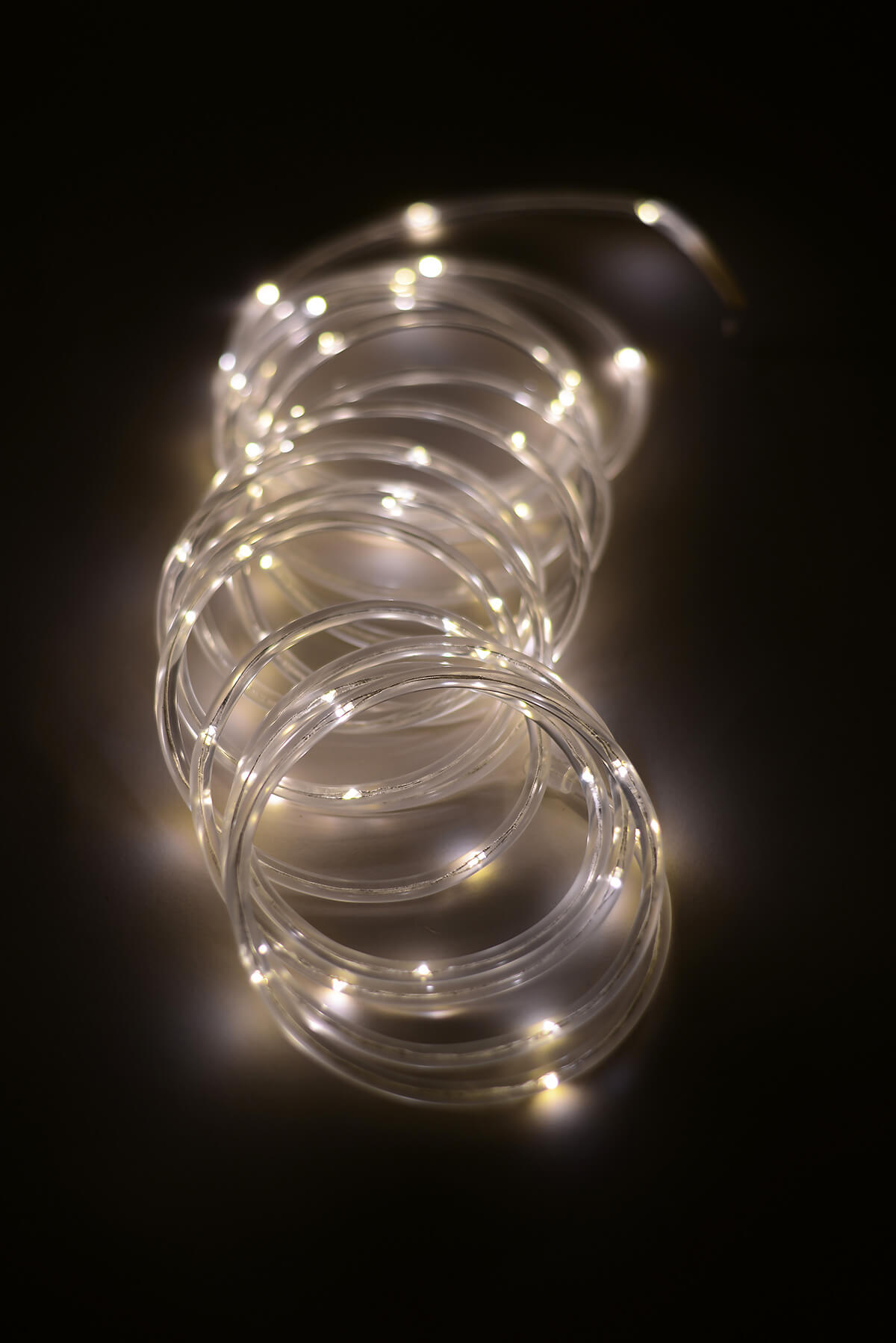 Rope Lights Mini Led Rope Light Warm White 15ft 60ct