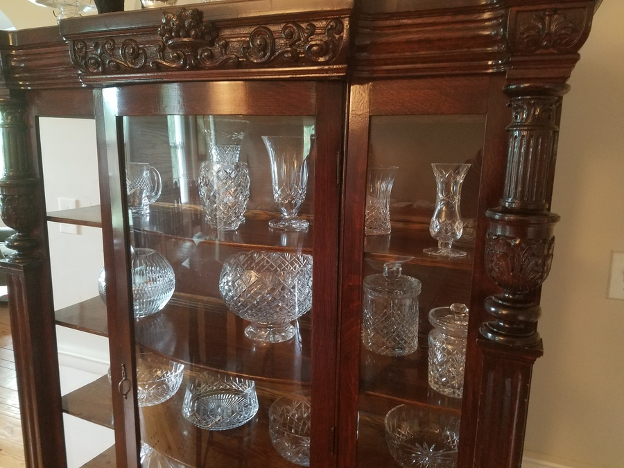 Gettysburg Furniture China Cabinet My Antique Furniture