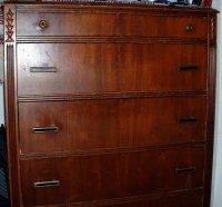 Vintage Bedroom Set - 1940s - 1950s ? | My Antique ...