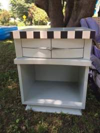 Manufacturer Name Of Mid-century Dresser | My Antique ...