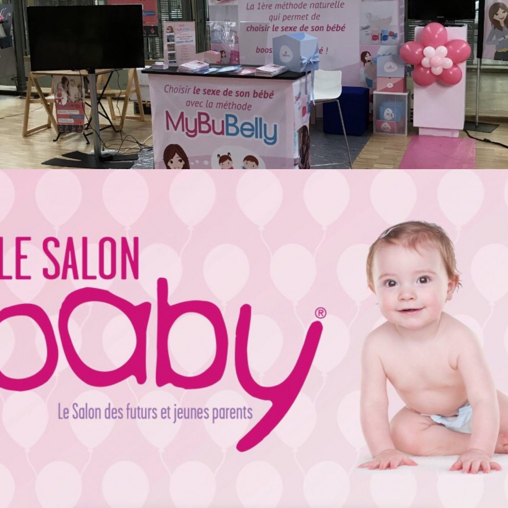 Mybubelly Participe Au Salon Baby à Paris