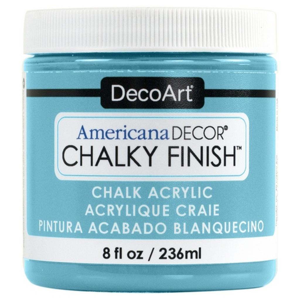 Americana Decor Chalky Finish Deco Art Adc2036 Americana Decor Chalky Finish Paint 8oz Escape
