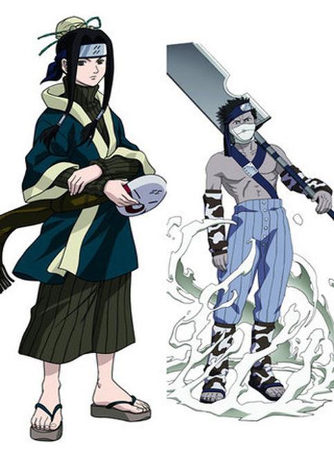 Naruto Dakimakura Hugging Body Pillow Case Anime Cover30