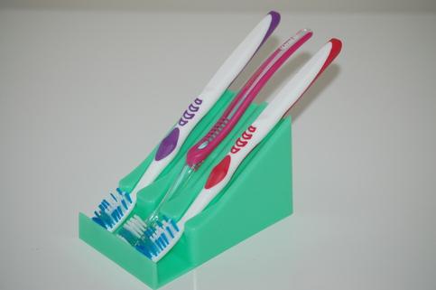 Green Easy Clean Toothbrush Holder On Storenvy