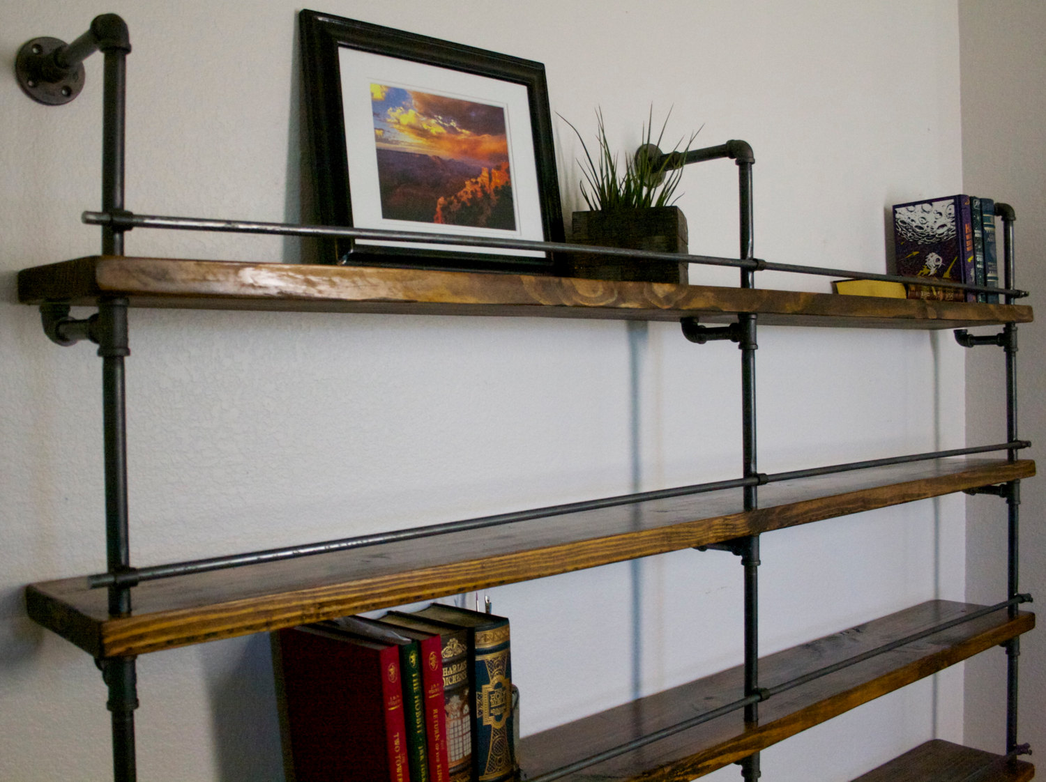 Industrial Shelving Unit Industrial Bar Industrial