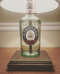 Plymouth Gin Bottle Lamp  The RobCo.  Online Store ...