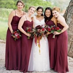 Small Crop Of Long Bridesmaid Dresses