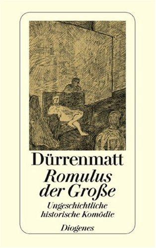 Romulus der Große Books