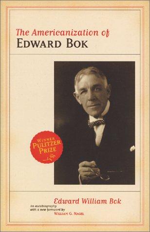 The Americanization of Edward Bok Books