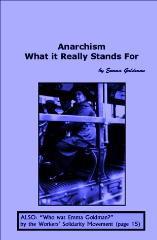 Anarchism - What it Really Stands For Books