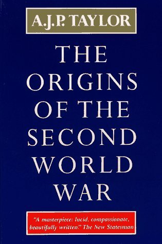 The Origins of the Second World War Books