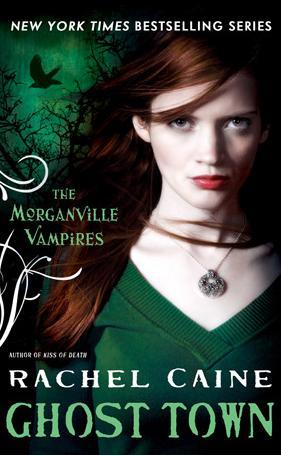 Ghost Town (The Morganville Vampires, #9) Books