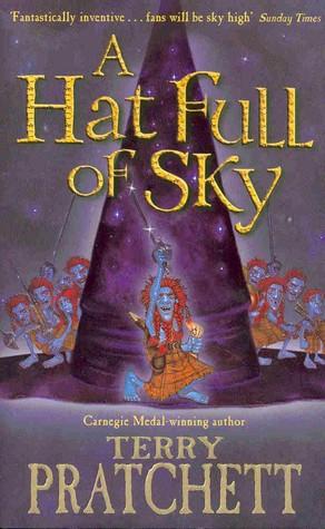 A Hat Full of Sky (Discworld, #32; Tiffany Aching, #2) Books
