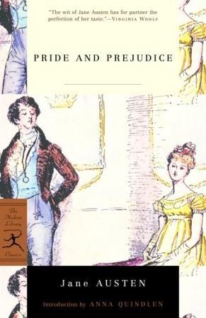 Pride and Prejudice Books