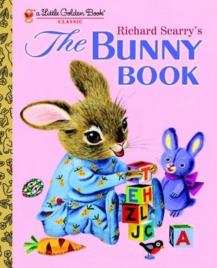 The Bunny Book, Richard Scarry's (a Little Golden Book) Books