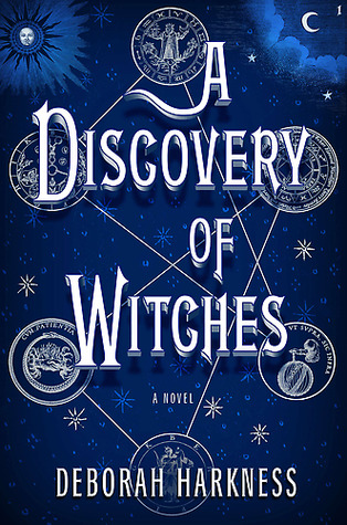 A Discovery of Witches (All Souls Trilogy, #1) Books