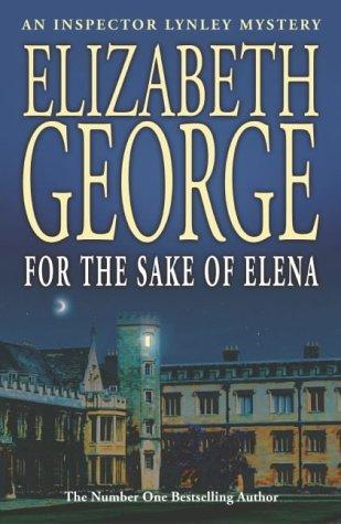 For the Sake of Elena (Inspector Lynley, #5) Books