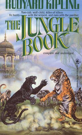 The Jungle Book Books