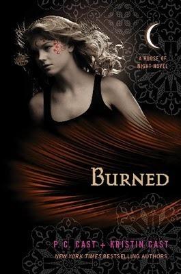 Burned (House of Night, #7) Books