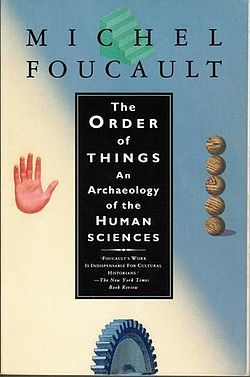 The Order of Things: An Archaeology of the Human Sciences Books