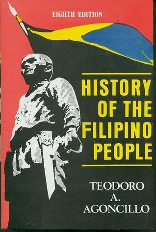 History of the Filipino People Books
