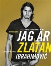 Jag är Zlatan: Zlatans egen berättelse Books