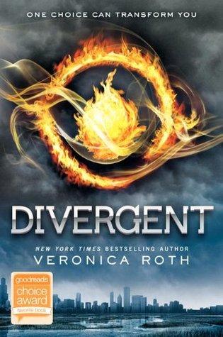 Divergent (Divergent, #1) Books