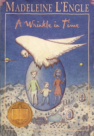 A Wrinkle in Time (A Wrinkle in Time Quintet, #1) Books