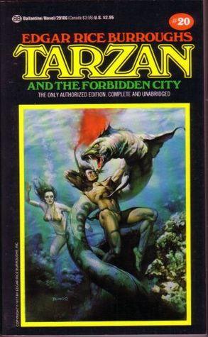 Tarzan and the Forbidden City (Tarzan, #20) Books