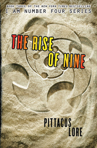 The Rise of Nine (Lorien Legacies, #3) Books
