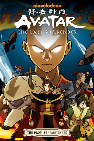 Avatar: The Last Airbender (The Promise, #3) Books