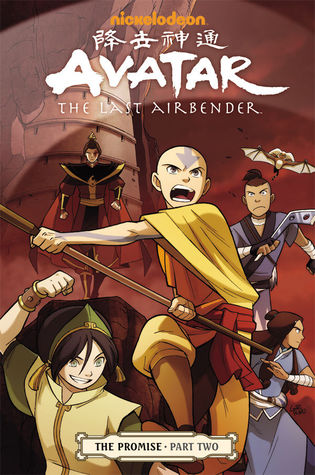 Avatar: The Last Airbender (The Promise, #2) Books