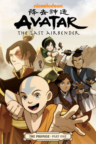 Avatar: The Last Airbender (The Promise, #1) Books