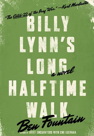 Billy Lynn's Long Halftime Walk Books