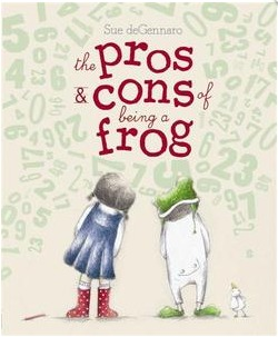 Pros and Cons of Being a Frog Books