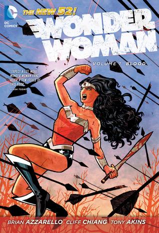Wonder Woman, Vol. 1: Blood Books