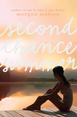 Second Chance Summer Books