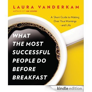 What the Most Successful People Do Before Breakfast Books
