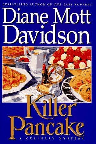 Killer Pancake (A Goldy Bear Culinary Mystery, #5) Books
