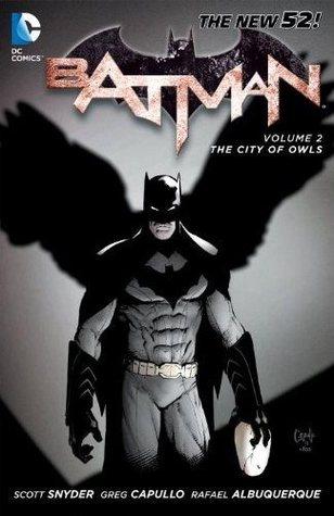 Batman, Vol. 2: The City of Owls Books