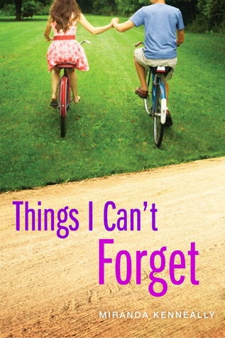 Things I Can't Forget Books