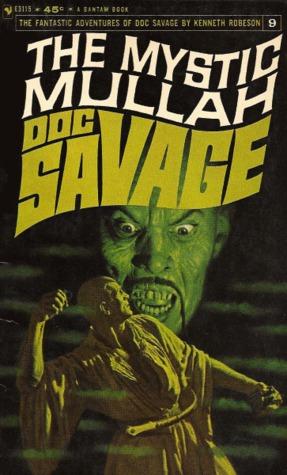 The Mystic Mullah (Doc Savage, #9) Books