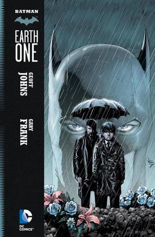 Batman: Earth One, Vol. 1 Books