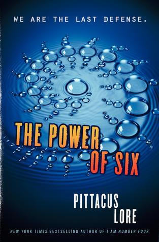 The Power of Six (Lorien Legacies, #2) Books