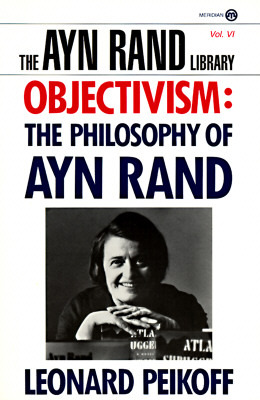 Objectivism: The Philosophy of Ayn Rand Books