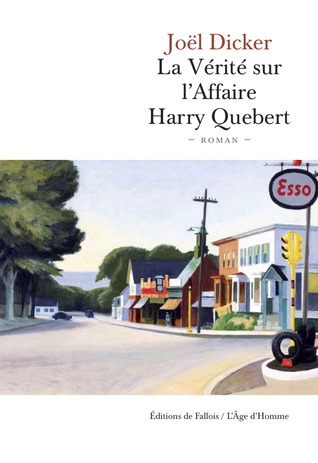 La Vérité sur l'affaire Harry Quebert Books