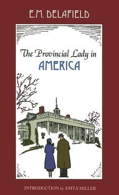 The Provincial Lady in America Books